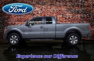 2011 Ford F-150 SUPERCAB FX4 4X4
