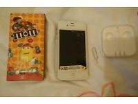 Brand new White iPhone 4s 16gb unlocked