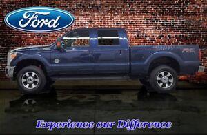 2016 Ford F-350 4x4 Crew Cab Lariat FX4