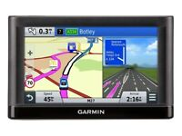 6 GARMIN nüvi® 65LM GPS Sat Nav - UK & West EU, Latest South America, Speed Cam (no offers, please)