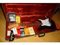 Fender Jimi Hendrix Stratocaster (Voodoo) USA
