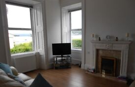 Flat for sale. Ground floor flat in Seafront villa, Main door 2 bedroom flat on Ardbeg Road.