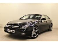 MERCEDES-BENZ CLS CLASS 3.0 CLS350 CDI GRAND EDITION 4d AUTO 272 BHP + SAT NAV + B/TOOTH + LEATHERS
