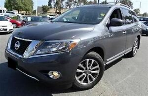 2013 Nissan Pathfinder SL-LEATHER-