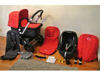 Bugaboo Cameleon 3 with many extras