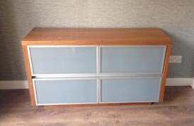Modern Dwell sideboard/ TV unit.
