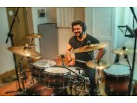 Drum Lessons| Professional drummer - any level welcome| home visits