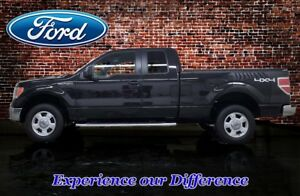 2013 Ford F-150 4x4 Super Cab XLT