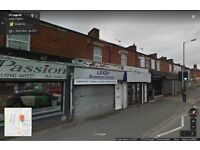 Shop , retail property on busy main road ( Leigh Road) To Let