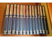 Full Set of The Unexplained Magazines in 13 Binders