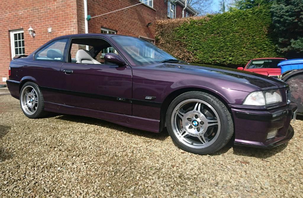 BMW M In Daytona Violet Swap Px In Omagh County Tyrone - 1994 bmw m3