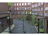 Secure Garage Behind Gates to rent in Bayswater for Parking or Storage - 8.5ft x 16ft (135 Sq Ft)