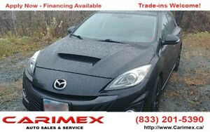 2011 Mazda MazdaSpeed3 COMING SOON - ONLY 64K | CERTIFIED