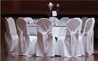 Why rent chair covers?
