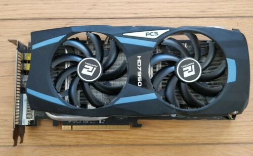 Amd radeon powercolor hd 7950 3 g gddr 5 carte graphique