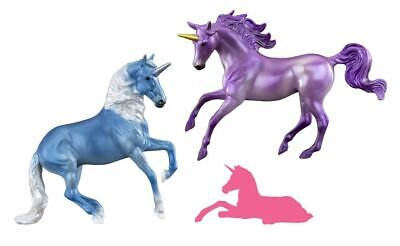 Breyer Stablemates - Mystery Unicorn Foal - Surprise A