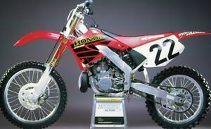 Looking for: 2001 CR250 parts / non-working bikes