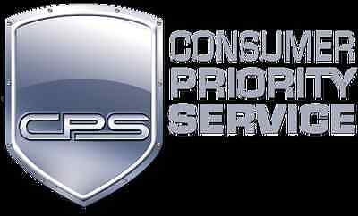 5 YEAR IN-HOME CPS Consumer Priority Serv EXTENDED WARRANTY FOR TV UNDER $2,000