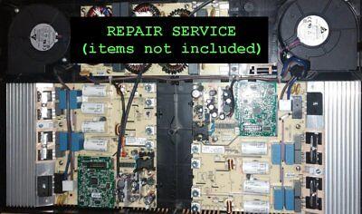 Induction Cooktop Oven (Repair Service: Induction range cooktop oven hub inverter/generator/module board )
