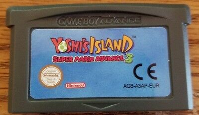 Yoshis Island  Super Mario Advance 3  Nintendo Game Boy Advance  2002    Gba