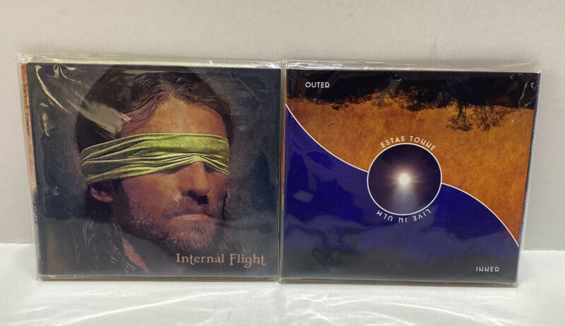 Estas Tonne Internal Flight And Live in Ulm - 2 Cd's Total