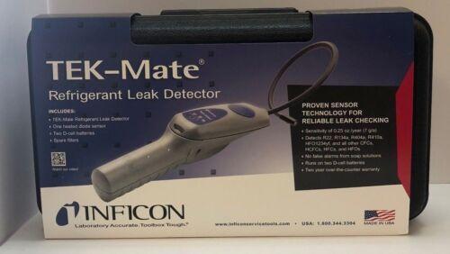 Inficon 705-202-G1 TEK-Mate Refrigerant Leak Detector - Brand New - Ships Free!