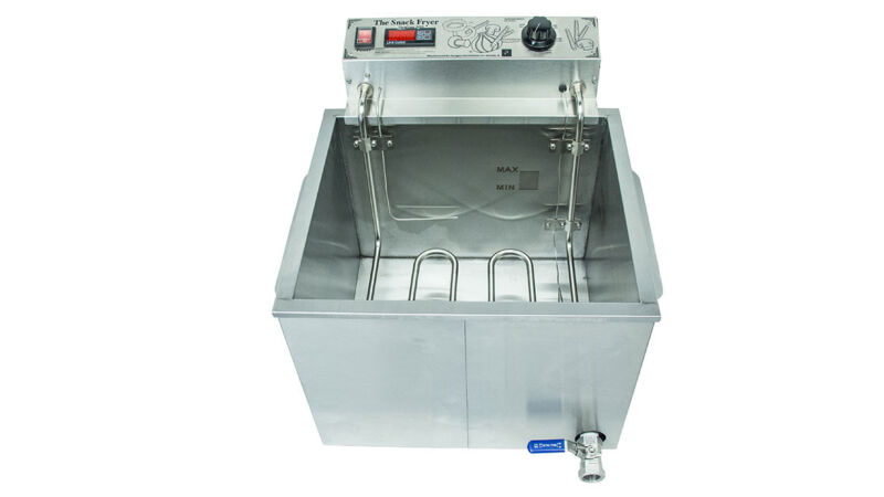 Paragon Snack Fryer 5500 Watts.  Made in USA!