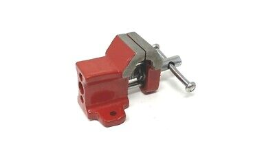 New Mini Baby Vise Bench Strong Fixed Base 25mm Or 34 Openning Jaws Free Ship