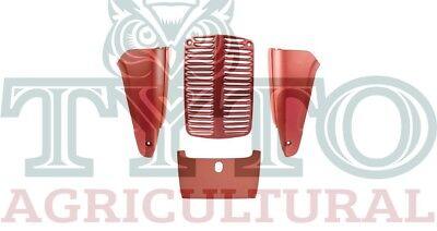 Massey Ferguson 35 Tractor Bonnet Grille Panel Set Excellent Quality