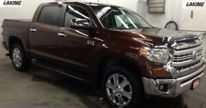 "2014 Toyota Tundra Platinum 4X4 1794 CREW CAB """"LOADED"""" Clean C"