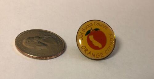 Girl Scout Council Orange County California Pin
