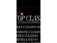 Part Time Cleaner Required!
