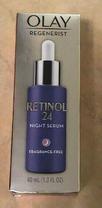 Olay Regenerist Retinol 24 Night Facial Serum - 1.3 fl oz