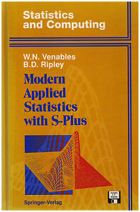 MODERN APPLIED STATISTICS WITH S-PLUS: Statistics and Computing