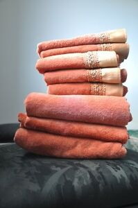 Luxurious Towel Set Kitchener / Waterloo Kitchener Area image 1