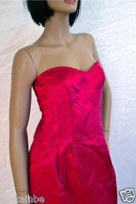 Diane Von Furstenberg DVF Seymour Strapless Dress 10 14 (Diane Von Furstenberg Strapless Dress)