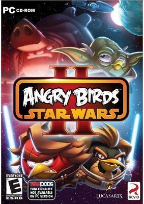 Computer Games - Angry Birds Star Wars II PC Games Windows 10 8 7 XP Computer Games arcade puzzle