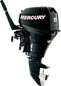 2008 Mercury 15hp Bigfoot outboard Oakville / Halton Region Toronto (GTA) image 1