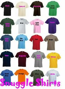 CUSTOM-PRINTED-T-SHIRT-FRUIT-OF-THE-LOOM-PERSONALISED-STAG-HEN-NIGHT-WORK-OFFICE