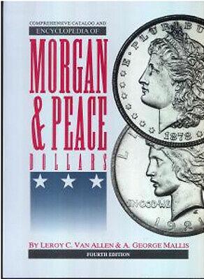 Vam Book 4th Edition NEW CATALOG & ENCYCLOPEDIA OF MORGAN & PEACE DOLLARS. NEW