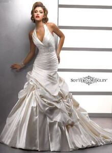 Sotero/Migley Halter wedding dress