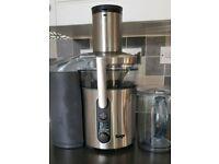Sage Nutri Plus Juicer ‑ 1300W ‑ 1.2 litre ‑ Stainless Steel