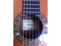 Raimundo 123 classical Guitar with a case (London) never used, basically new