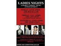 Ladies nights nottingham