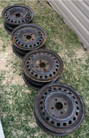 """Roues 15"""" 4x114.3"""