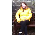 Experienced Active Child carer