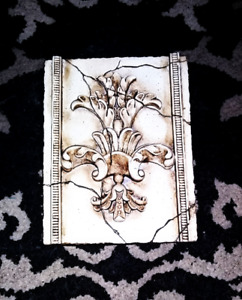 Embossed Clay Wall Art