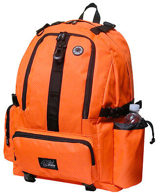ORANGE Backpack Hunting Day Pack DP021 Camping TACTICAL Day Bag Bright Neon f3c94544d5