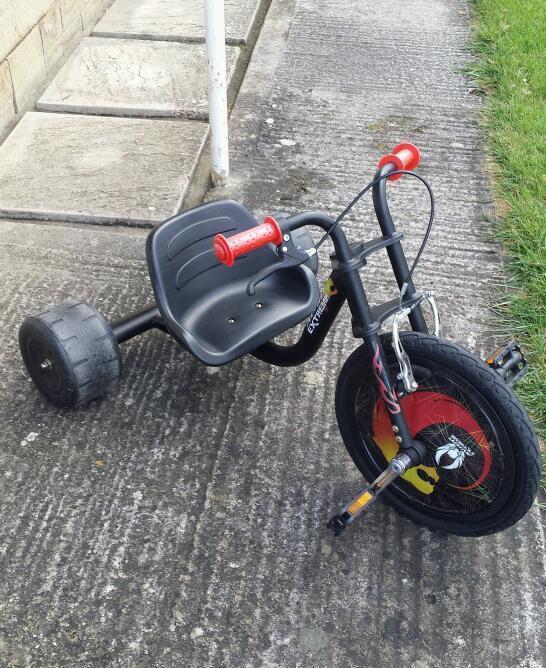 Trike Avigo Extreme Child S Bike Skidder In Stonehouse