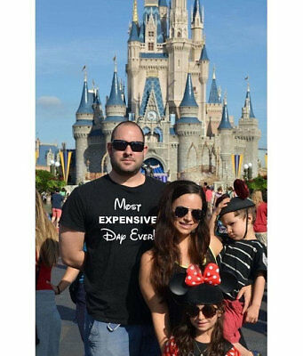 Most Expensive Day Ever, Disney Best Day Ever, men's shirt, Disney Family (Best Disney Family Shirts)